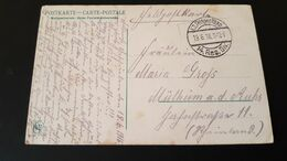 Old Card - Feldpost - Militaria