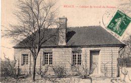 B70830 Cpa Meaux - Cabinet De Travail De Bossuet - Meaux