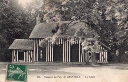 B70833 Cpa Hameau Du Parc De Chantilly, Le Salon - Sin Clasificación