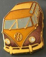 VOITURE - CAR - BUS VW COMBI - DORE - WAGEN - CARRO - AUTO - AUTOMOBILE - BULLI -                      (26) - Volkswagen