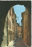 MANOSQUE    (  ALPES DE HAUTE PROVENCE ) LA RUE SOUBEYRAN - Manosque
