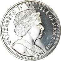 Monnaie, Isle Of Man, Crown, 2013, Pobjoy Mint, 50ème Anniversaire Du - Monnaies Régionales