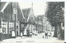 PAYS BAS - TEXEL - Oosterend - Kerkplein - Texel