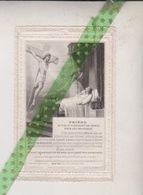 Marie Thérèse Colibrant-Seresia, Malines 1792, 1875 - Anuncios