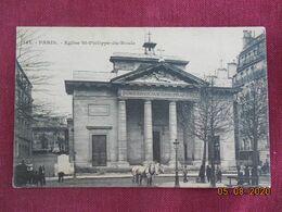 CPA - Paris - Eglise St-Philippe-du-Roule - Arrondissement: 08