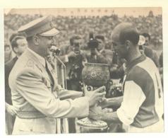 FK VARDAR SKOPJE MACEDONIA, KUP JUGOSLAVIJE 1961 DACEVSKI ORIGINAL PHOTO - Sports