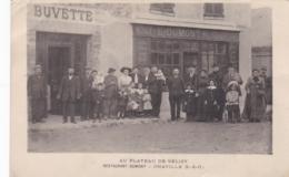 92 - Au Plateau De Velizy, Restaurant Dumont, Chaville (lot Pat 122 ) - Chaville