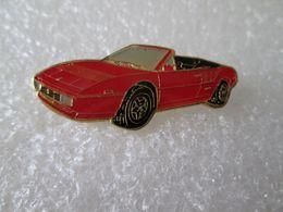 PIN'S   FERRARI  MONDIAL  CABRIOLET - Ferrari