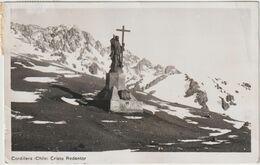 Cordillera ( Chile) Cristo Redentor --(D.8330) - Chile