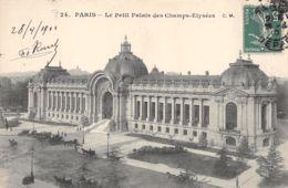 Paris (75 - 8ème) - Paris 08 - Le Petit Palais Des Champs Elysées - Arrondissement: 08