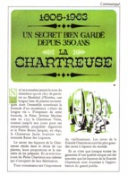 """PUB    """"  CHARTREUSE  """"   1963  ( 12 ) - Alcohols"""