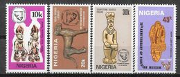 Nigeria N° 412/15 Yvert NEUF ** - Nigeria (1961-...)