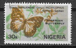 Nigeria N° 410 Yvert OBLITERE - Nigeria (1961-...)