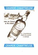 """PUB    """"  CHARTREUSE  """"   1957  ( 13 ) - Alcohols"""