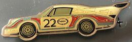 VOITURE - PORSCHE RACING CAR N° 22 - LE MANS - WAGEN - CARRO - AUTO - AUTOMOBILE -    (26) - Porsche