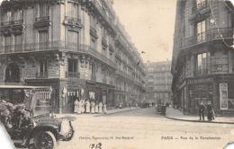 Paris (75 - 8ème) - Paris 08 - Rue De La Renaissance - Arrondissement: 08