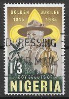 Nigeria N° 168 Yvert OBLITERE - Nigeria (1961-...)