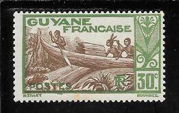 GUYANE N°117 ** TB SANS DEFAUTS - Unused Stamps