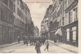 METZ , Germany (now France) , 1900-10s ; Ruse Du Palais - Metz