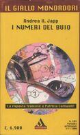 I Numeri Del Buio - Andrea H. Japp - Libri, Riviste, Fumetti