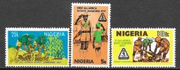Nigeria N° 339/41 Yvert NEUF ** - Nigeria (1961-...)