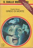 Grido Di Morte - Fredric Brown - Libri, Riviste, Fumetti