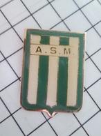 216b Pin's Pins / Beau Et Rare / THEME : SPORTS / CLUB SPORTIF A IDENTIFIER ASM - Pin's