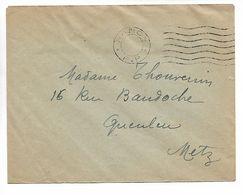 NANCY Meurthe Et Moselle Mécanique 7 Lignes NANCY P.P. Bloc Dateur Sans Date Vers 1930   ....HH - 1921-1960: Periodo Moderno