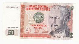 PEROU O - Perù