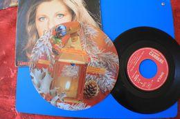 DISQUE Vinyle 45 T- SP- SHEILA: QUEL TEMPÉRAMENT DE FEU-/-LAISSE TOI RÊVER-Musique -Musique Française-Collector - Other - French Music