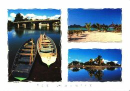 Mauritius Island:Views, Bridge, Ville Noire - Mauritius
