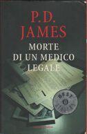 Morte Di Un Medico Legale - P.D. James - Libri, Riviste, Fumetti