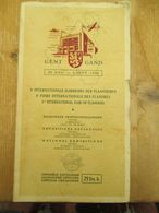 Gent 1948 Jaarbeurs 550 Blz Vele Reclame - Sachbücher