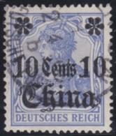 Deutsch China  .   Michel    .  31   .      O   .     Gebraucht   .  /  .   Cancelled - Offices: China