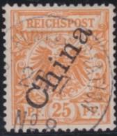 Deutsch China  .   Michel    .   5-II          .  O   .     Gebraucht   .  /  .   Cancelled - Offices: China