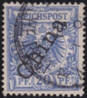 Deutsch China  .   Michel    .   4-II          .  O   .     Gebraucht   .  /  .   Cancelled - Offices: China