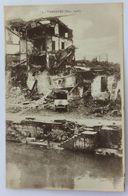 CPA WW1 Guerre 14-18 Varennes Destructions Bombardements - Guerre 1914-18