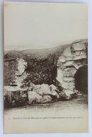 CPA WW1 Guerre 14-18 Entrée Du Fort De Douaumont Après Le Bombardement Par Les 420 - Guerre 1914-18