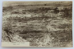 CPA WW1 Guerre 14-18 Combres Vu Des Eparges - Guerre 1914-18
