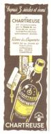 """PUB    """"  CHARTREUSE  """"   1957  ( 19 ) - Alcohols"""
