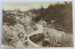 CPA WW1 Guerre 14-18 Fort De Marre 1918 - Guerre 1914-18