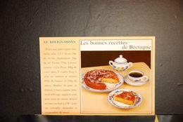 CP, Recette  Bretonne, Le Kouign Amann - Recetas De Cocina