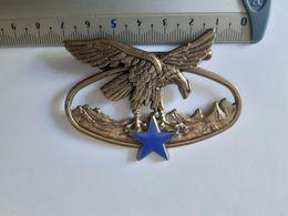 Brevet Troupe De Montagne Bronze - Delsart  G2465 - Esercito