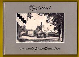 OPGLABBEEK IN OUDE PRENTKAARTEN ©1989 OUDSBERGEN Kanton Bree Genk PRACHTIG NASLAGWERK VOOR POSTKAARTEN VERZAMELAARS Z383 - Opglabbeek