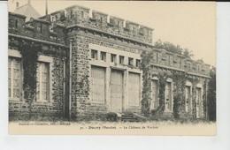 DUCEY - Le Château De Verdoir - Ducey