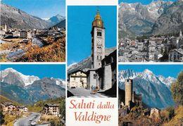 Saluti Dalla Valdigne (AO). Non Viaggiata - Otras Ciudades