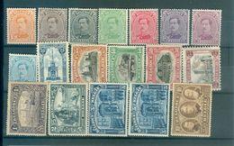 135-149 Obl Côte 200€ - 1915-1920 Albert I