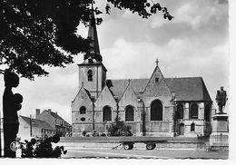 MEISE St.Martinus Kerk.  Beiaard 47 Klokken - Meise