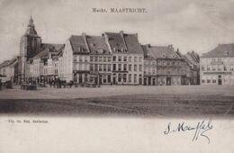 MAASTRICHT - Ca 1900 - MARKT - Maastricht