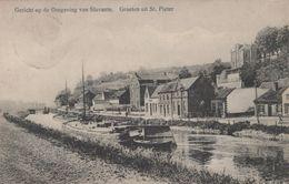 MAASTRICHT - 1913 - Omgeving Slavente Met Kanaal / Canal - Maastricht